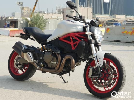 Ducati Monseter 796 2015