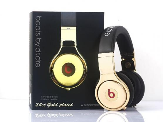 Beats PRO Luxuries by Dr. Dre - Limited