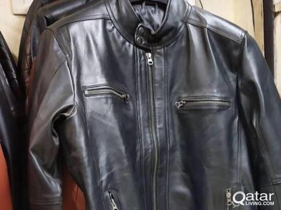 Customized Pure Sheep/Cowskin LeatherJackets