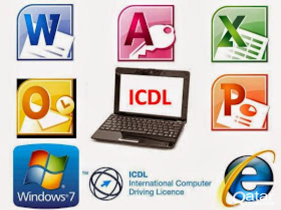 Tutor of ICDL course and Microsoft office