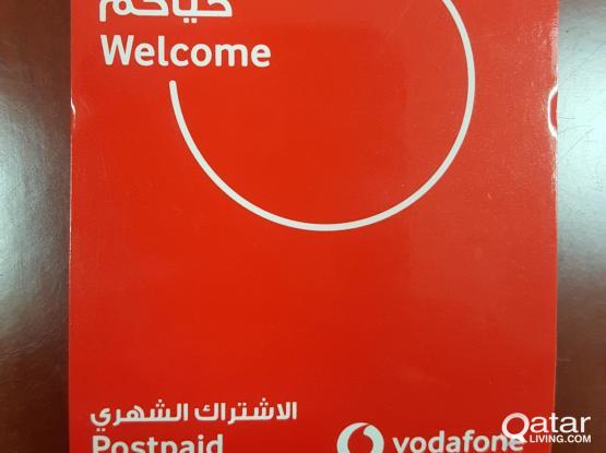 Special Vodafone number