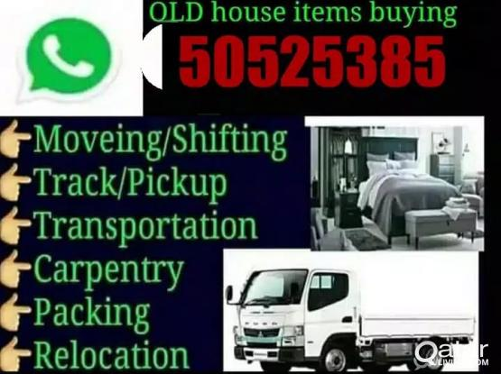 We do shifting and moving pls call 50525385