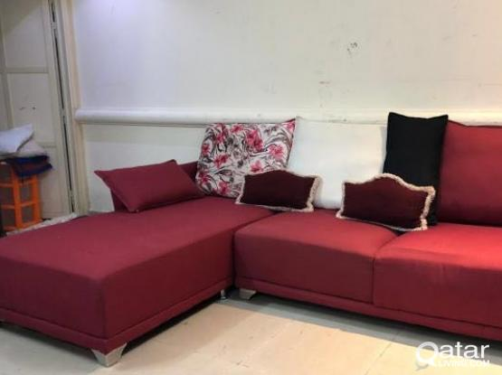For sell L shape sofa