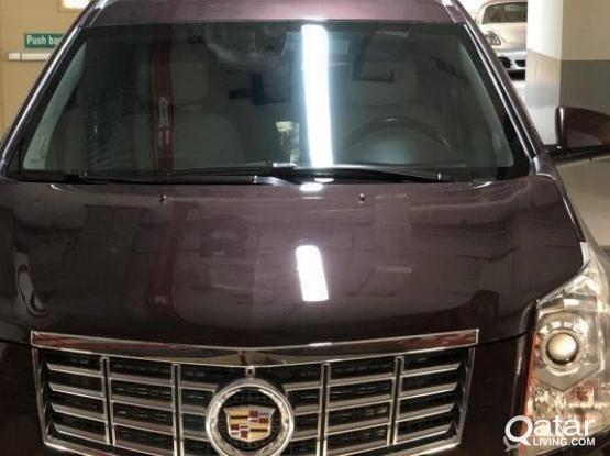 Cadillac SRX 4 2015