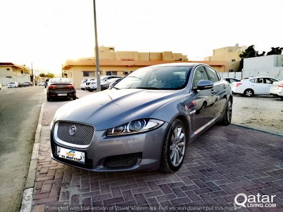 Jaguar XF Standard 2013