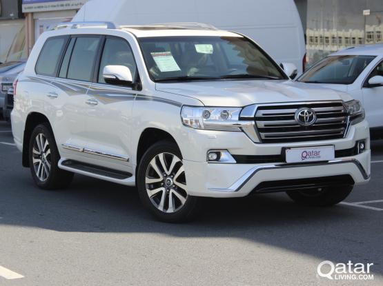 Toyota Land Cruiser VXS 2016
