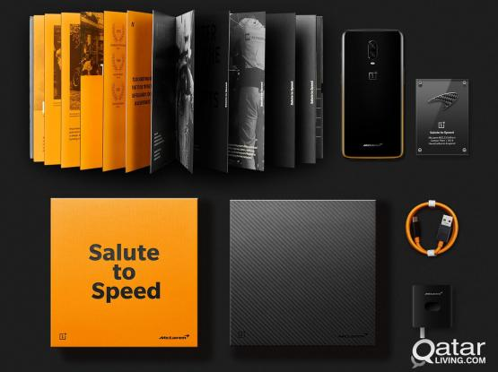 OnePlus 6T McLaren edition Limited Edition New