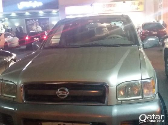 Nissan Pathfinder Platinum 2002