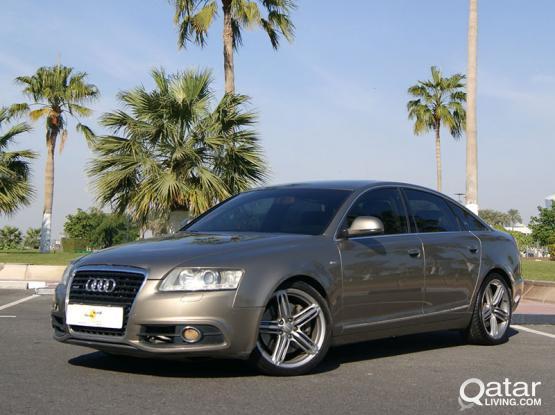Audi A6 3.0 T 2010