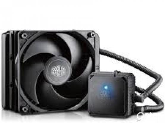 CoolerMaster Seidon 120v Water Cooler gaming cpu cooler
