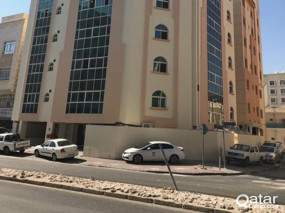 We have 2 BHK  apartment in Bin Mahmoud for Family with Brand