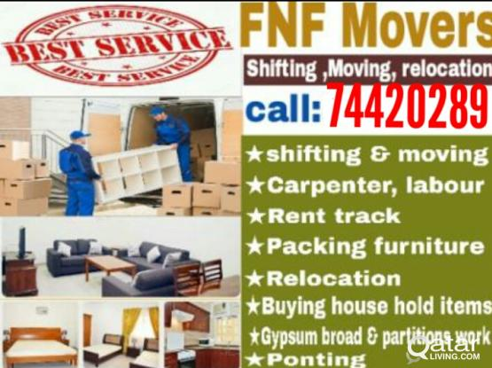 LOW PRICE , Call me 74420289... Moving, shifting, carpenter, A/C service