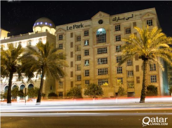 Deluxe & Executive Suites - Le Park Hotel