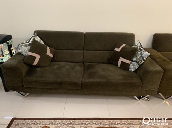 Sofa Set in Excellent Condition