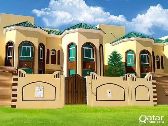 New Super De Luxe Villas in Al Khor for Sale