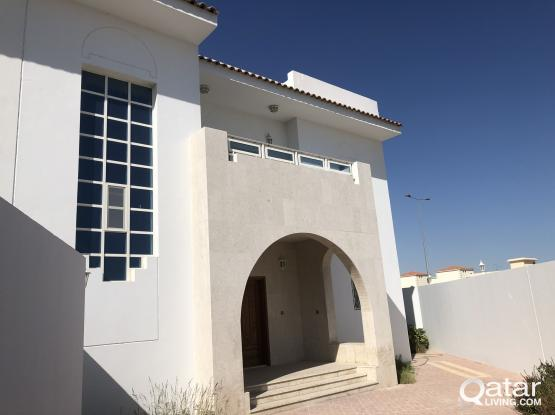 Spacious Stand-Alone  3 BHK + Out House  Villa @ Abu Hamour