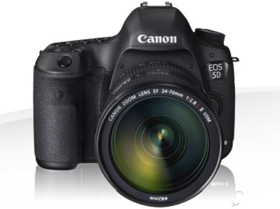 Canon 5D Mark III Body (2nd Hand)