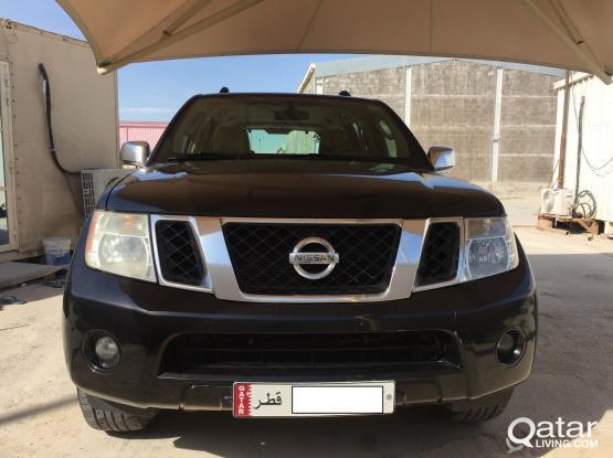 Nissan Pathfinder Standard 2011