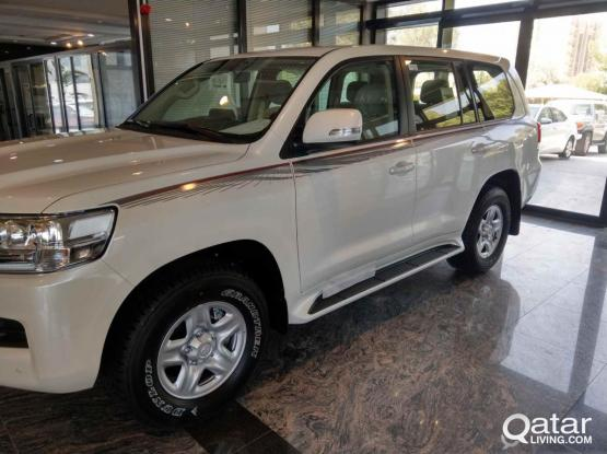 LAND CRUISER GXR 2019 MODEL DIRECT FROM SHOW ROOM  CALL FOR RENT-50399151/44182020