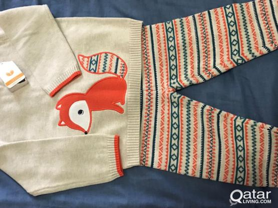 new winter clothes 18-24M
