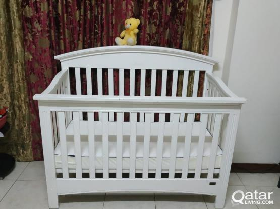 Baby Bed/Crib for sale.