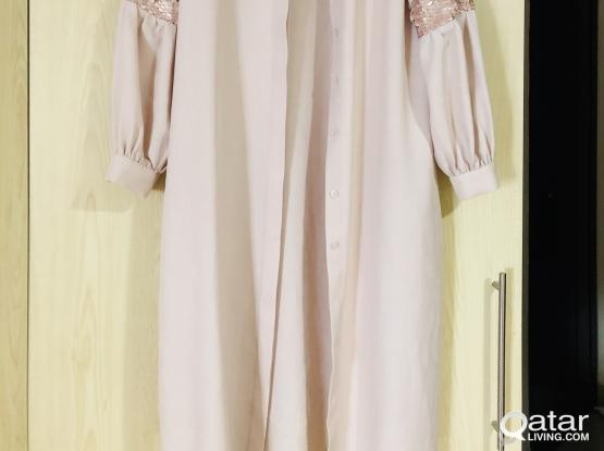 Beautiful designer long cardigan, Size 38