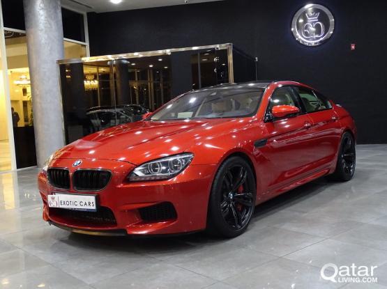 BMW M 6 2014