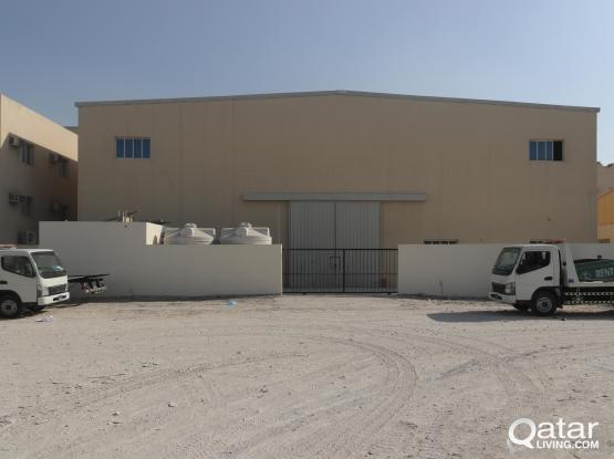 Big Warehouse For Rent at Industrial
