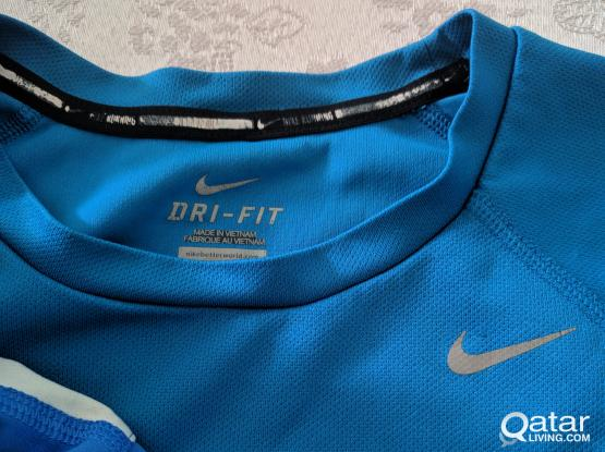 NIKE DRI-FIT TOPS