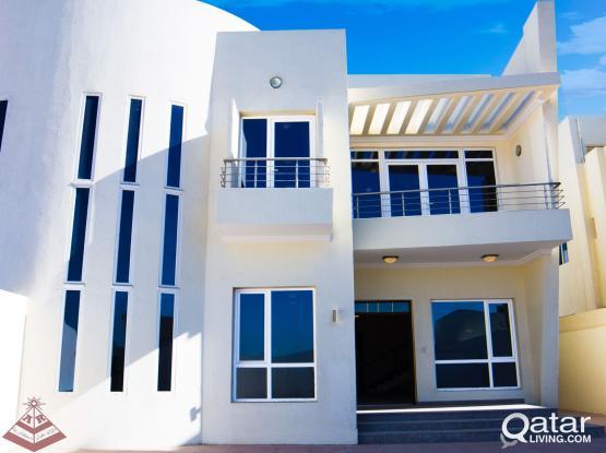 6 BHK semi commercial Villa - Abu Hamour