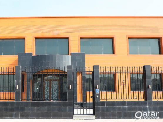 10 BR Semi-Commercial Villa - Abu HAmour