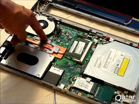 Destops & Laptops Fixing on your Doorstep