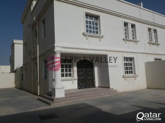 villa for rent Villa In Abu Hamour for Executive Bachelor Duplex villa