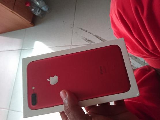 Swap swap swap. I phone 7 plus red edition