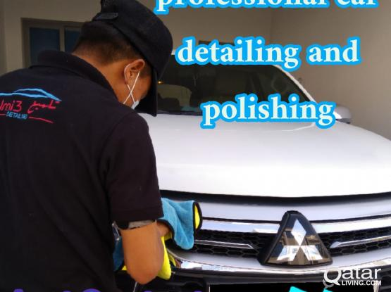 Interior or Exterior Car Detailing ,Cleaning & Polishing at your doorstep