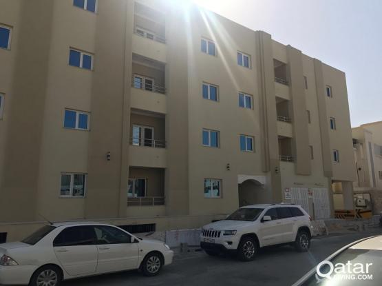 Very  spacious 2 bhk flat old airport