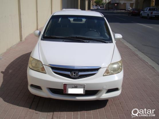 Honda City 2007