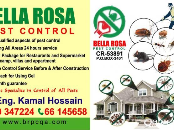 BELLA ROSA PEST CONTROL SERVICE 70347224