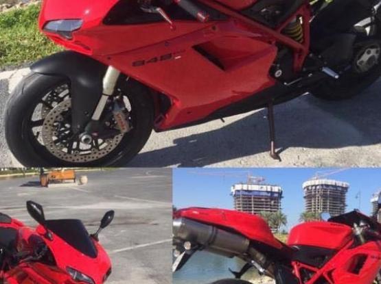 Ducati EVO-848 2012