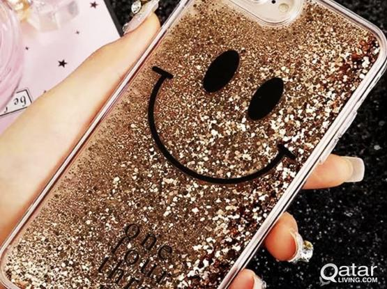 New Cute Covers for IPhone-With Quick Sand Glitters & Sparkles