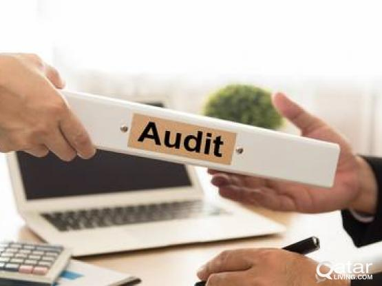 Auditing and tax card