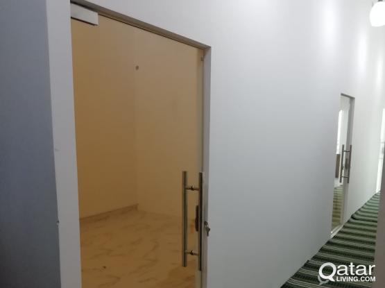 Office space with sponsor and PRO services