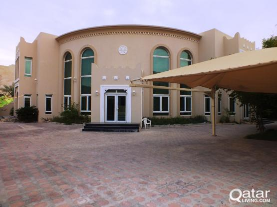 Stand Alone huge Villa For Rent In Westbay
