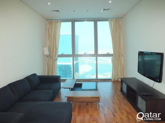 F/F1BR Apartment For Rent In Zigzag Tower