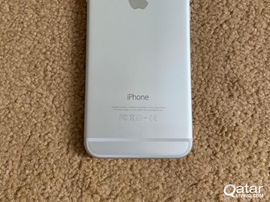 iPhone 6 Silver 64 Gb