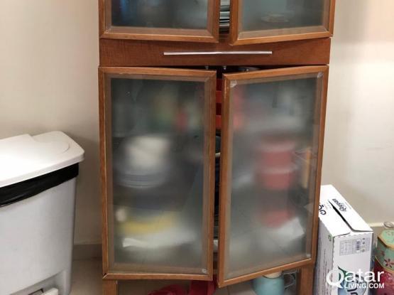 IKEA Crockery Cupboard