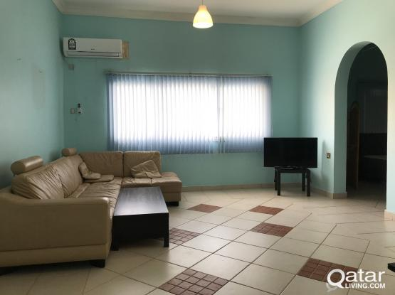 Spacious furnished 1 Bhk for rent at Bin omran including W/E/WiFi