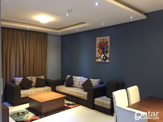 Elegant 2 Bedroom Furnished Family Apartment at Al Sadd Behind Royal Plaza