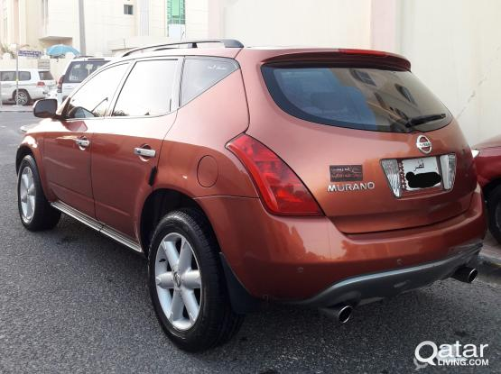 Nissan Murano Platinum 2006