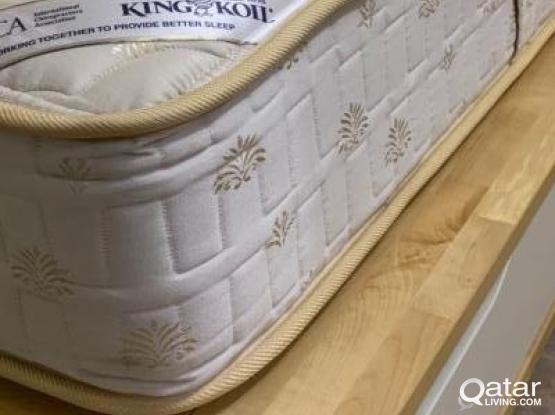 IKEA BED MATRESS- QUEEN SIZE